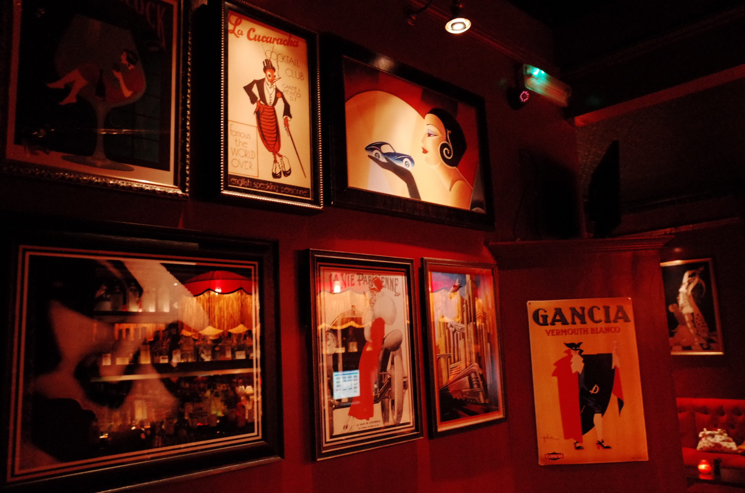 cocktail bar gallery